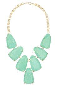 Amazonite Harlow Necklace by Kendra Scott