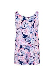 Kids Printed Romper by Lilly Pulitzer Kids