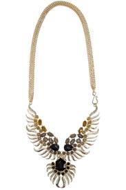 Fenton Eagle Necklace by Kendra Scott