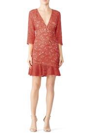 Ari Lace Dress by STYLESTALKER