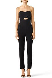 Jada Jumpsuit by Black Halo
