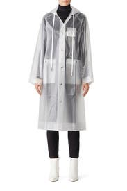 Anorak Raincoat by Proenza Schouler White Label