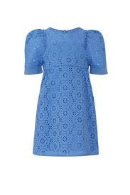 Kids Embroidered Dress by Chloé Kids
