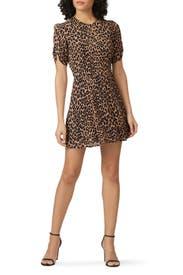 Leopard Grace Dress by Reformation