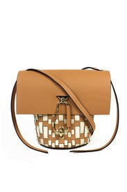 Woven Belay Crossbody by ZAC Zac Posen Handbags