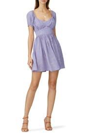 Clementine Bonne Mini Dress by Auguste