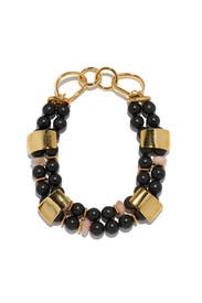 Reflection Collar Necklace by Lizzie Fortunato