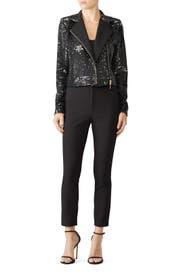Sequin Cassie Jacket by Rachel Zoe