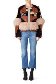 Kotto Faux Fur Jacket by Alexis