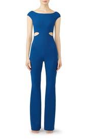 Baltico Sashi Jumpsuit by La Petite Robe di Chiara Boni