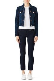 Throne Harlow Jacket by J BRAND