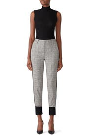 Checked Jogger Pants by 3.1 Phillip Lim