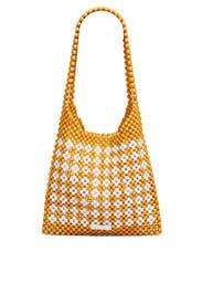 Dandelion Beaded Hobo by Loeffler Randall