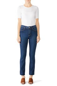Amber Hoxton Slim Jeans by PAIGE