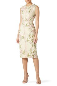 Penelope Lace Sheath by Dress The Population