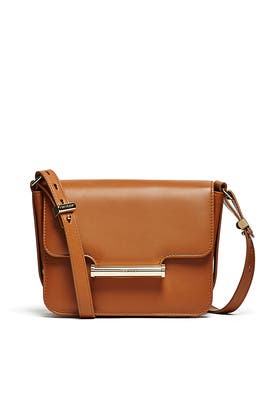 Brown Diane Crossbody by Jason Wu Accessories