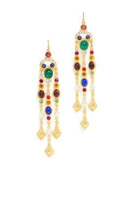 Byzantine Earrings by Ben-Amun