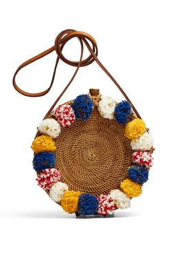 Pom Pom Williamsburg Bag by Cleobella Handbags