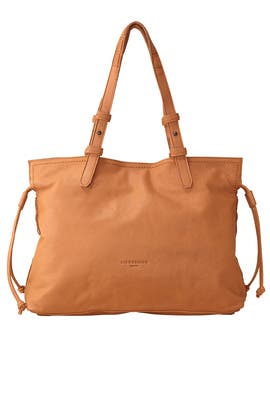 1ad2b0f888d68 Wood Durham Tote by Liebeskind for $58.50 | Rent the Runway