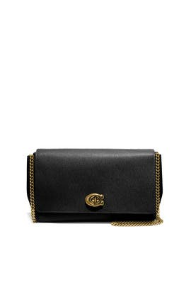 Black Small Alexa Bag by Coach Handbags