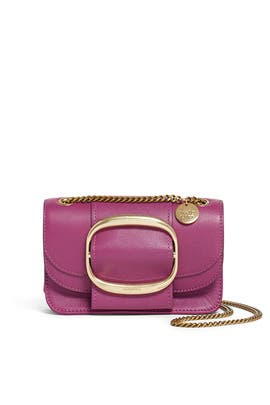 Pulpy Purple Hopper Crossbody by See by Chloe Accessories