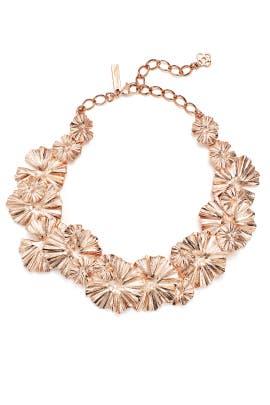 Wildflower Necklace by Oscar de la Renta