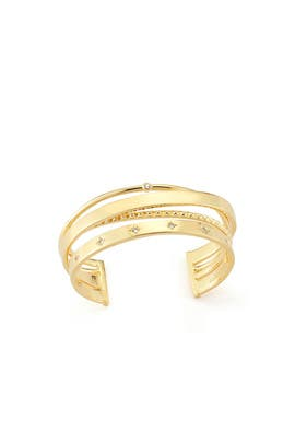 Cosmic Cuff by Elizabeth and James Accessories