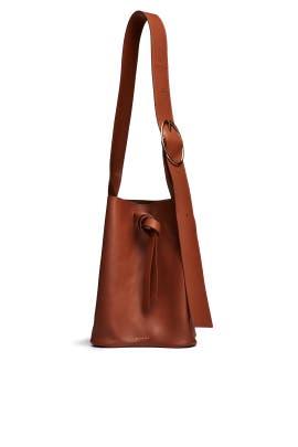 Brown Marlene Bag by Rejina Pyo Accessories