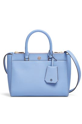 Blue Robinson Small Tote by Tory Burch Accessories