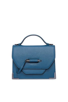Ocean Keely Satchel by Mackage Handbags