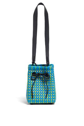 Medium Square Bucket Bag by Truss