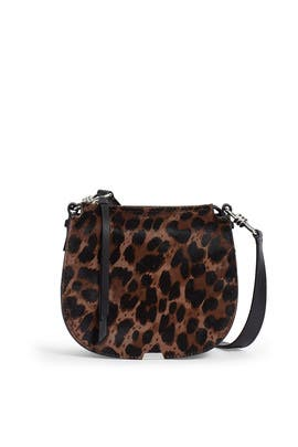 Kim Small Round Crossbody by AllSaints