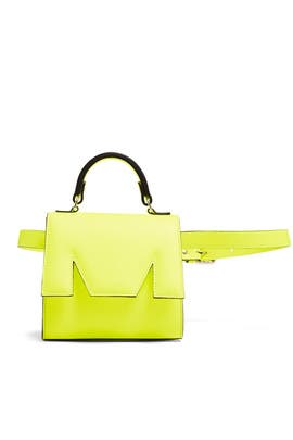 Marsupio Bum Bag by MSGM Handbags