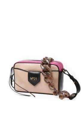 Colorblock Camera Bag by No. 21 Handbags