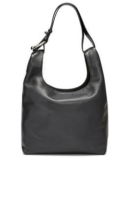 Black Karlie Hobo Bag by Rebecca Minkoff Accessories