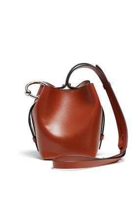 Acorn Kate Mini Bucket Bag by Rebecca Minkoff Accessories