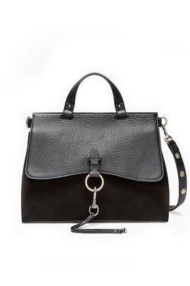 Medium Ring Satchel by Rebecca Minkoff Accessories
