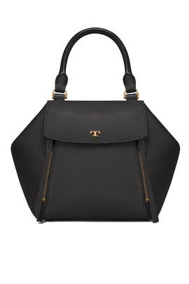 Half Moon Satchel by Tory Burch Accessories