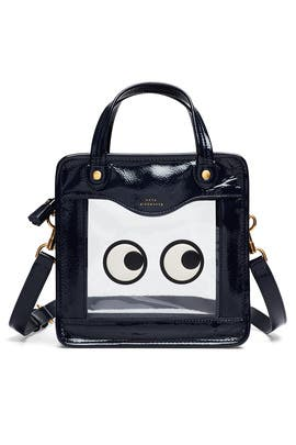 Eyes Rainy Day Crossbody by Anya Hindmarch