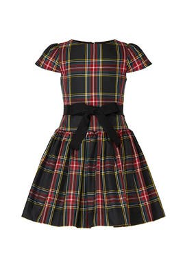 Kids Plaid Stewart Dress by Crewcuts by J.Crew