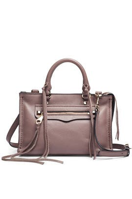 Mink Micro Regan Satchel by Rebecca Minkoff Accessories