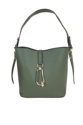 Moss Belay Hobo Bag by ZAC Zac Posen Handbags