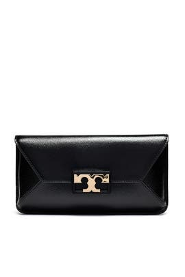 aef6c0d0bea Black Gigi Clutch by Tory Burch Accessories for  45