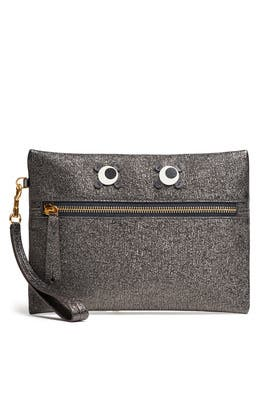 Circulus Eyes Clutch by Anya Hindmarch
