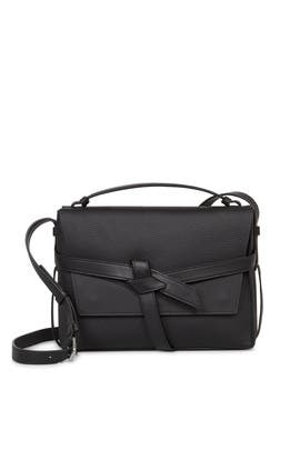 Black Cami Bag by AllSaints