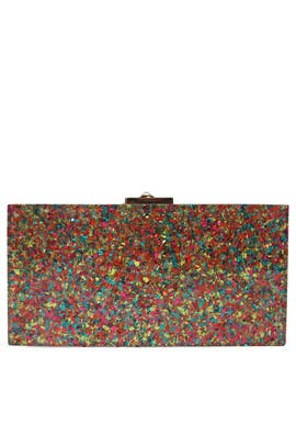Multi Resin Clutch by Sondra Roberts