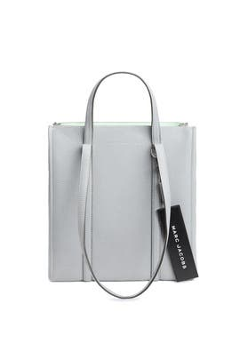 The Grey Tag Tote by Marc Jacobs Handbags