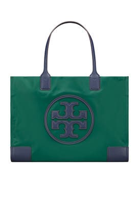 1370cdd2b1fd Green Nylon Ella Tote by Tory Burch Accessories for  30