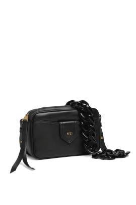 Chain Camera Bag by No. 21 Handbags
