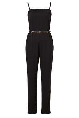 Little Black Book Jumpsuit by Halston Heritage
